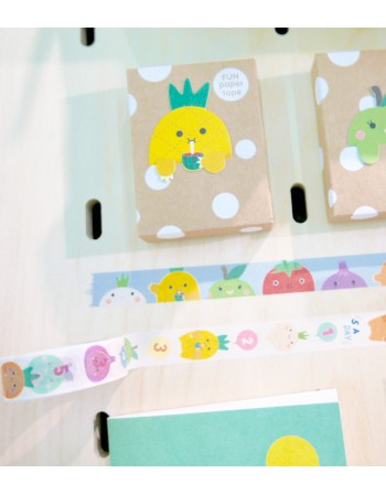 Masking tape 5 A DAY noodoll