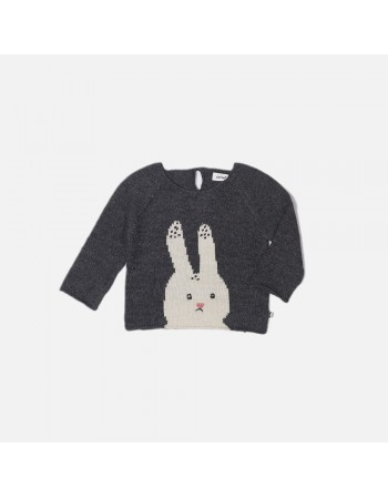 Pull Lapin Oeuf NYC